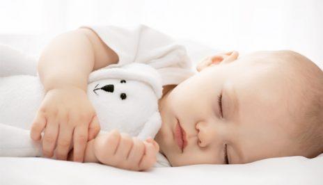 Sleep tips for 1-11 months infants نکاتی در مورد خواب نوزادان ۱ تا ۱۱ ماهه