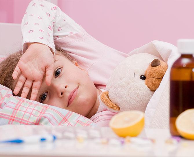 Children Diseases بیماری های کودکان